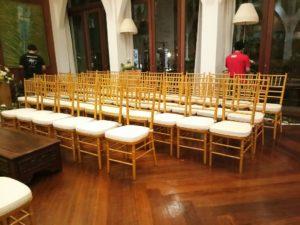sewa kursi tiffany gold,rental kursi tiffany terlengkap di jakarta bogor tangerang depok bekasi