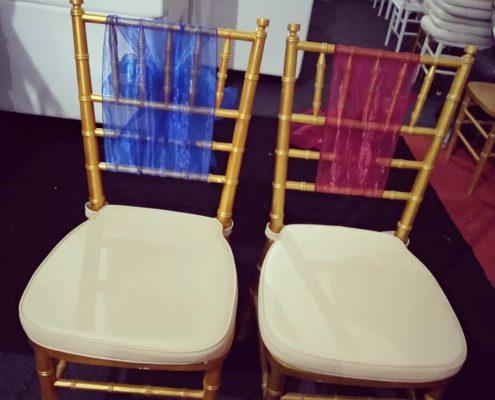 sewa kursi tiffany
